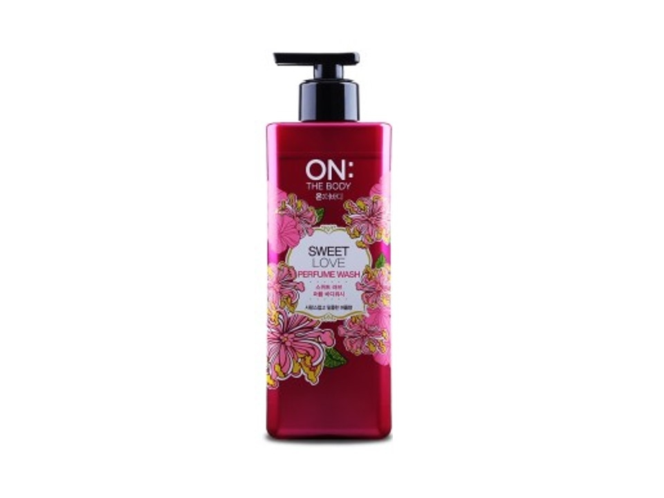 SP-O001:THE BODY Perfume BodyWash * SWEET LOVE * 500ML