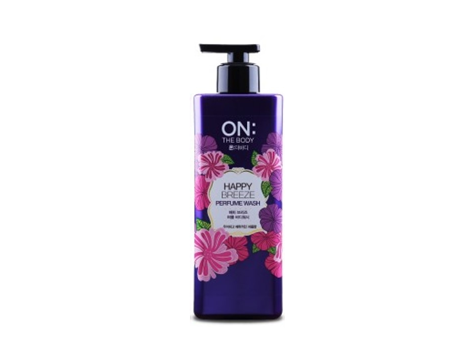 SP-O002 ON: THE BODY Perfume BodyWash * Happy Breeze * 500ML