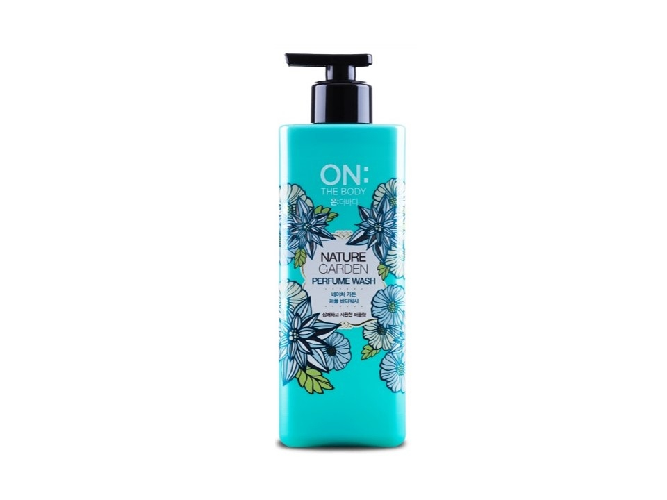 SP-O003 ON: THE BODY Perfume BodyWash * Nature Garden * 500ML