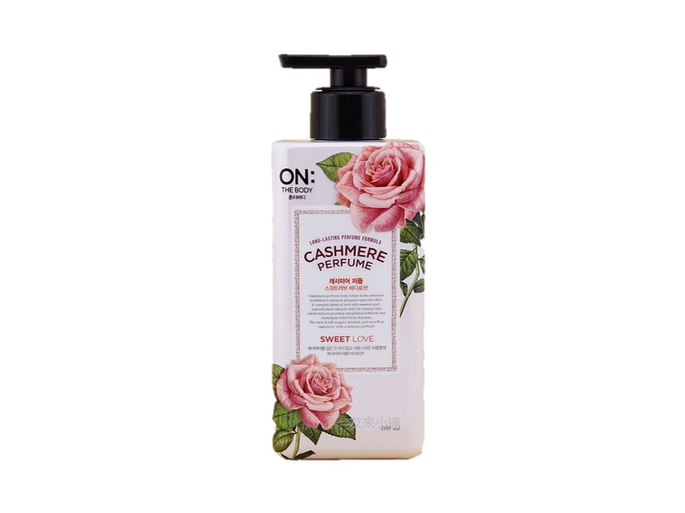 SP-O012 ON: THE BODY Perfume Lotion * Sweet Love * 400ML